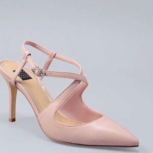 NWT Beautiful Classy Goddess Pink Heels 👠